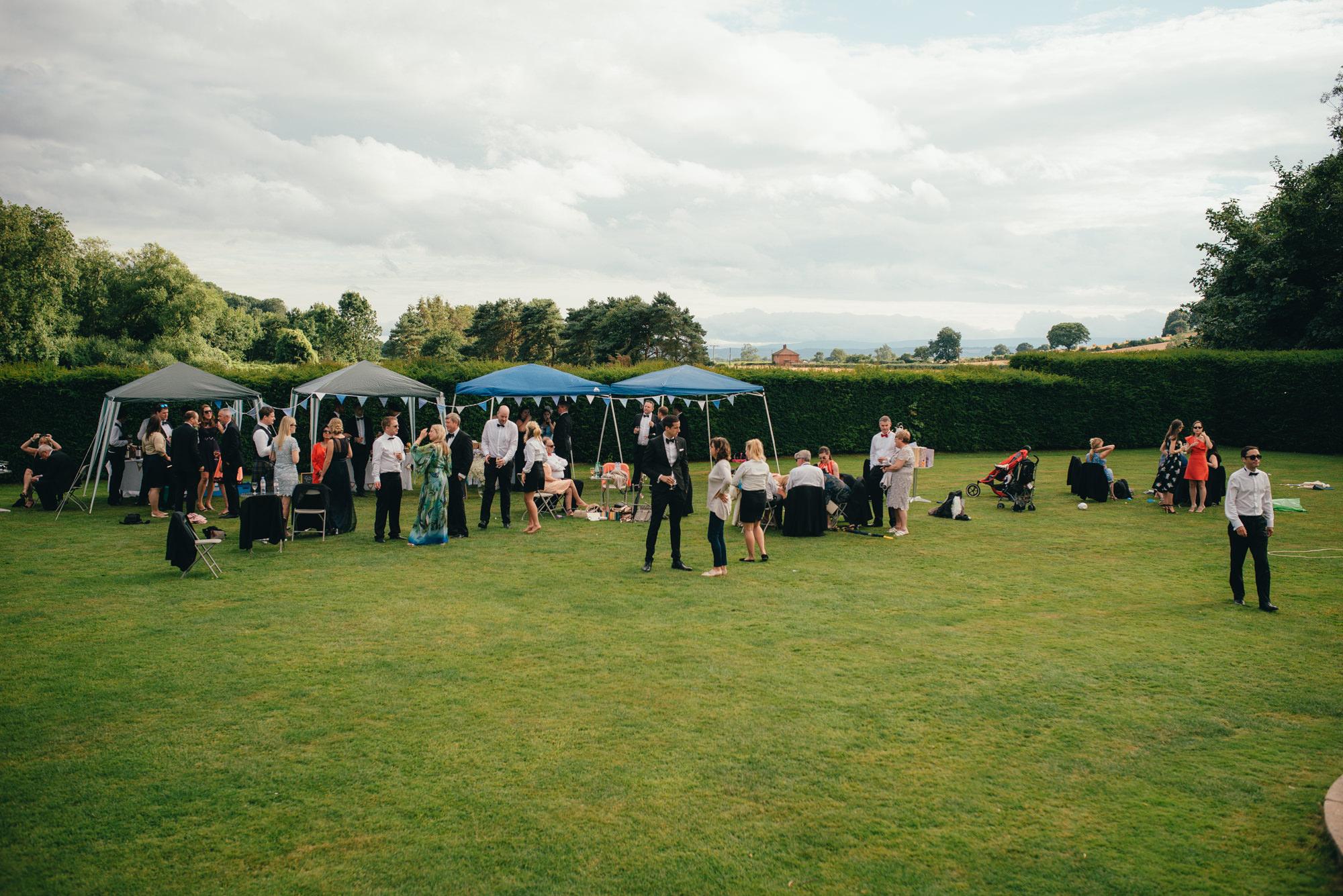 Brinsop Court Wedding Photography69