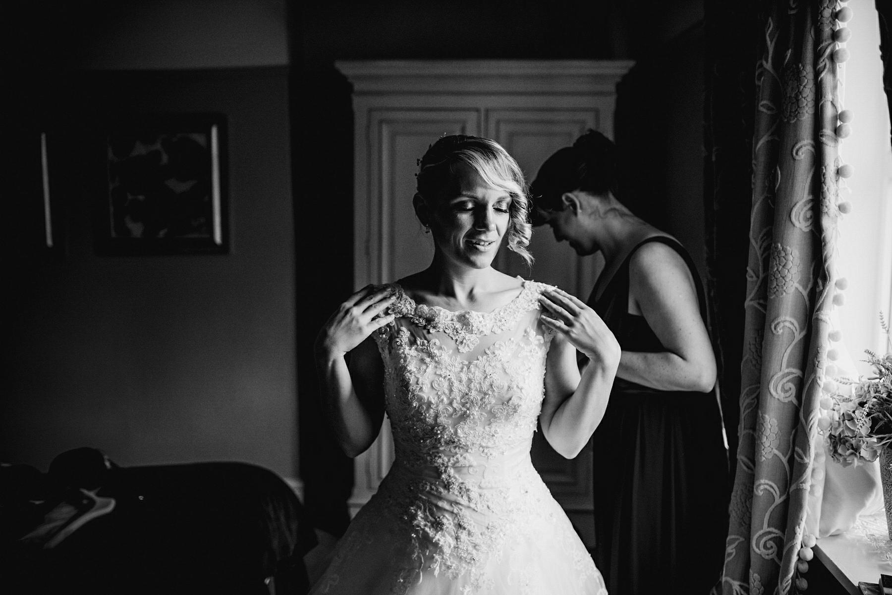 bashall barn wedding photographer