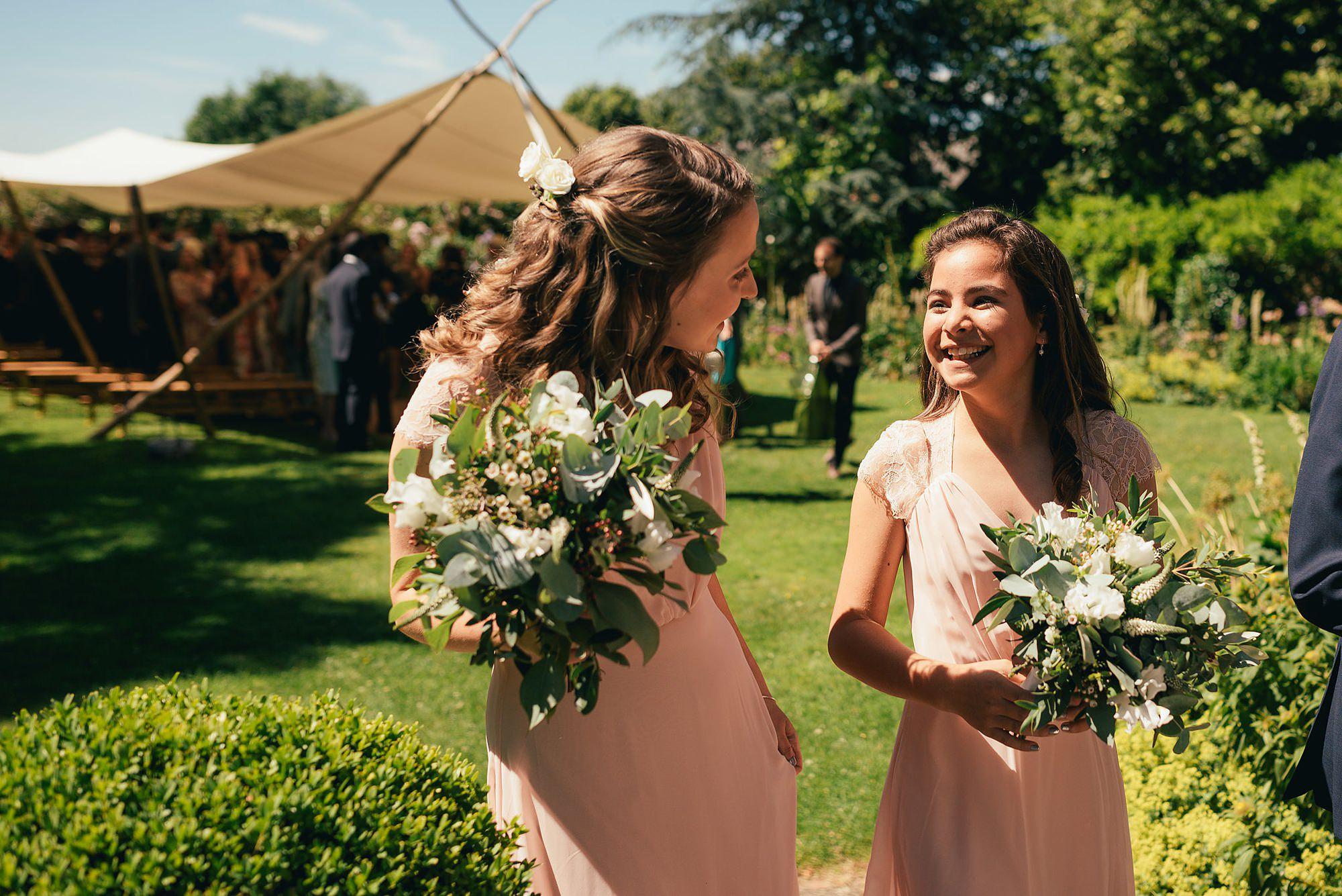 Dewsall Court wedding photography